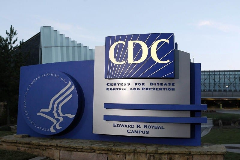 Tired of Its Advice Being Ignored, CDC Kicks America Out of Its Practice