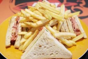 ham club sandwhich