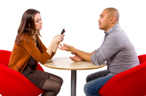 Boring Date On A Cell Phone