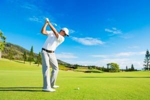 PGA pro turns hospital administrator