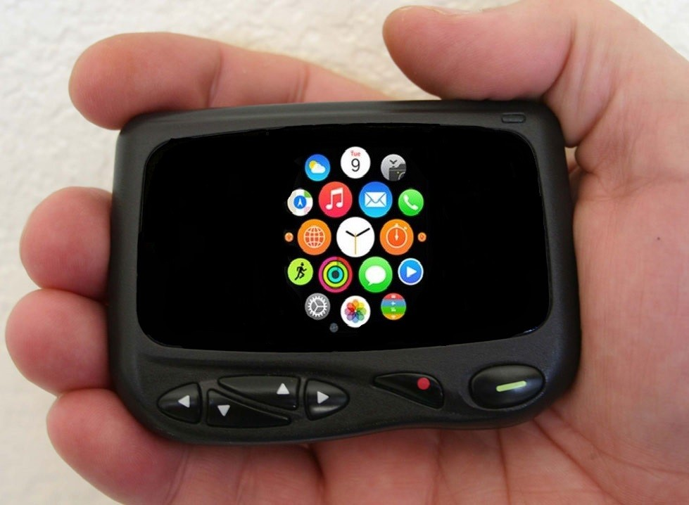 apple pager
