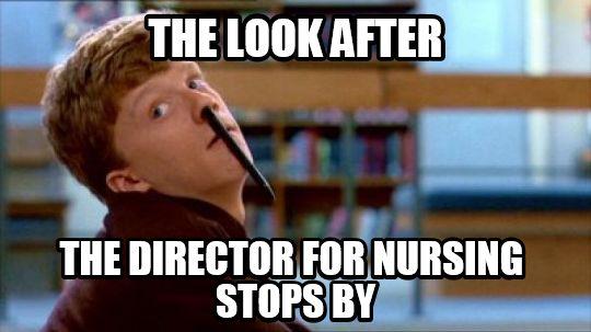 director for nursing