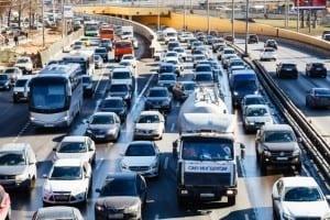 traffic jam Flonase