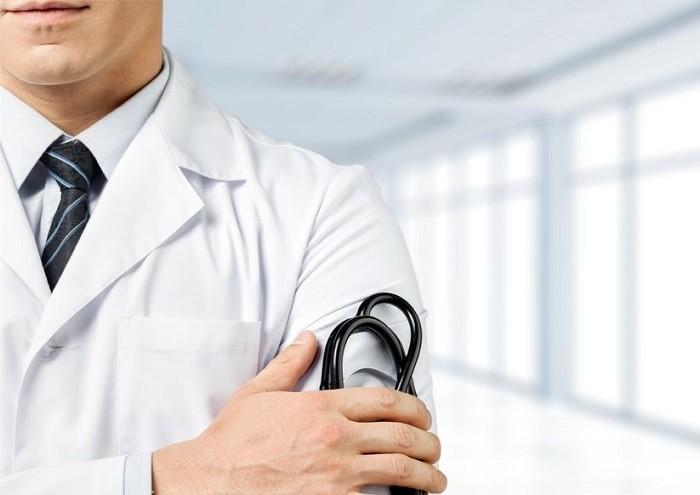 doctors teaching