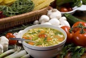 vancomycin and zosyn soup