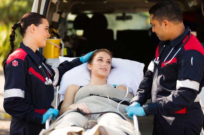 Patient Learns She Can Come To Er Without Calling An
