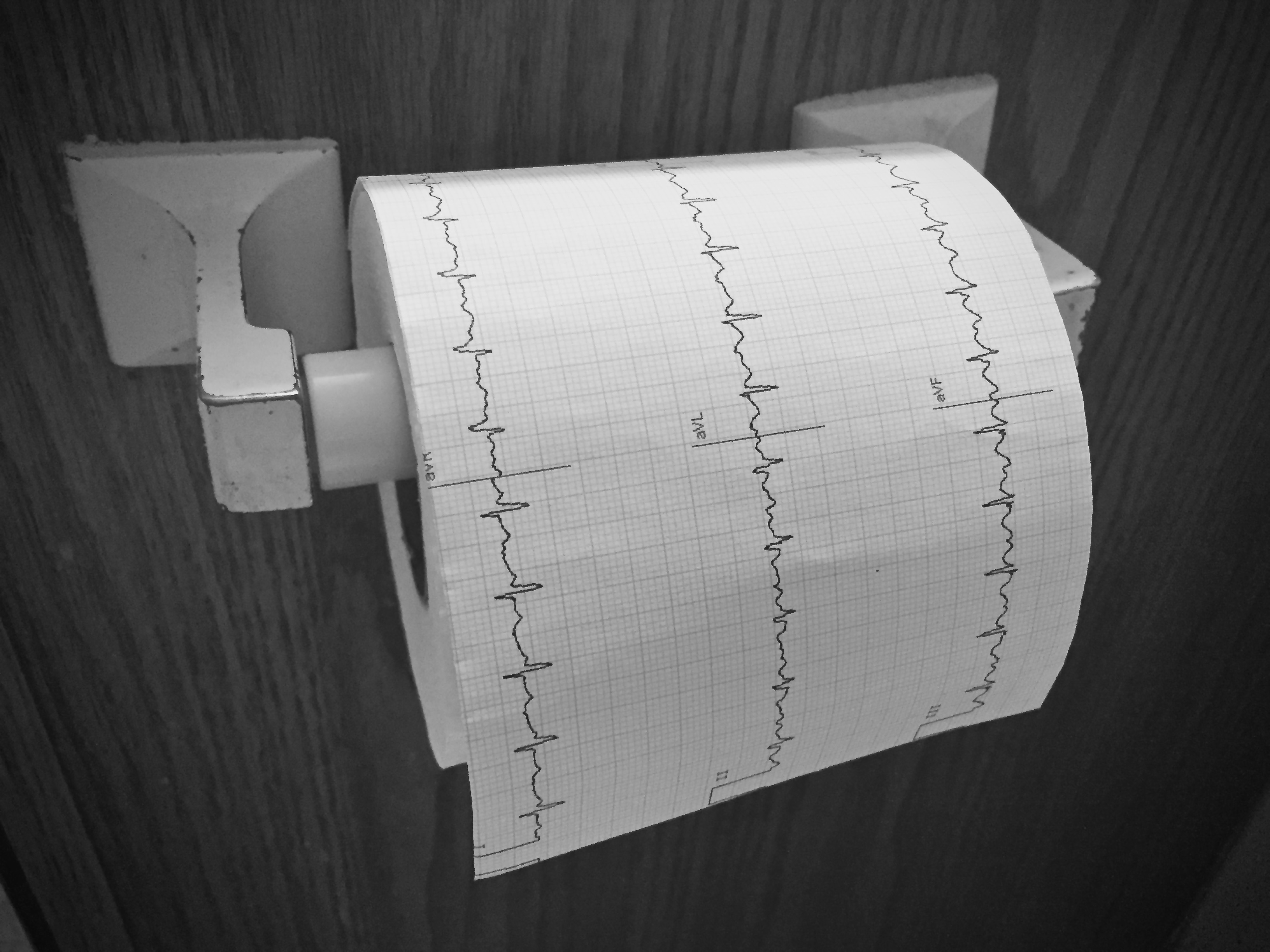 this day in medical history ecg of the day toilet paper invented gomerblog. Black Bedroom Furniture Sets. Home Design Ideas