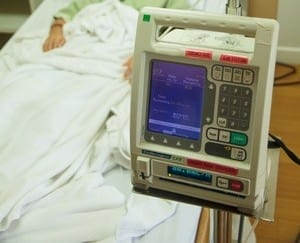 IV pump, infusion pump
