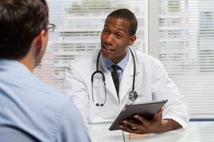 doctor patient relationship articles for men