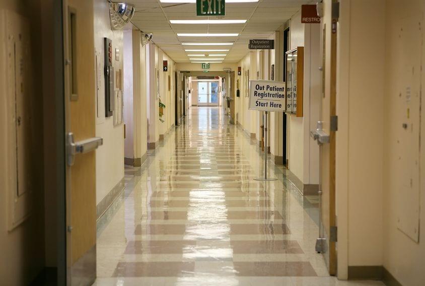 General Medicine Floor Smells a Little Less like Death Today