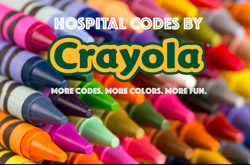 Crayola, codes