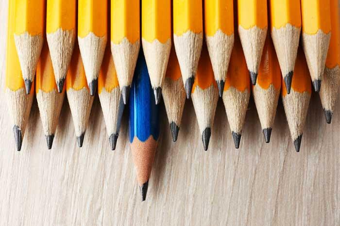 pencil by medical specialty