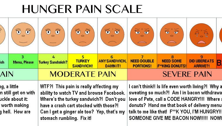 Pain Scale Archives | GomerBlog