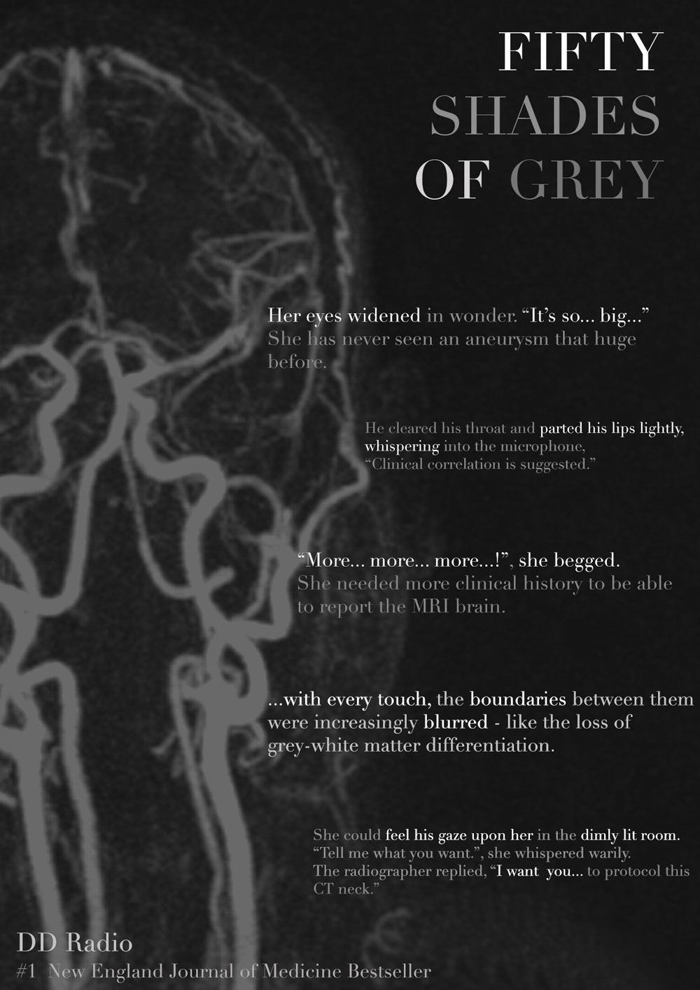 Fifty shades of grey radiology edition gomerblog for When does fifty shades of grey