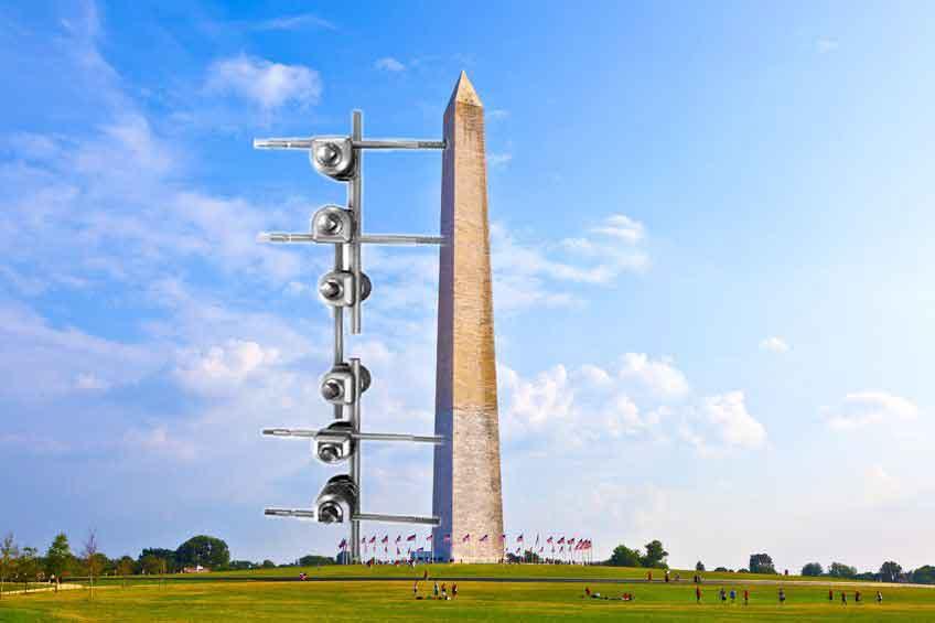 external fixator Tom Price Washington Monument