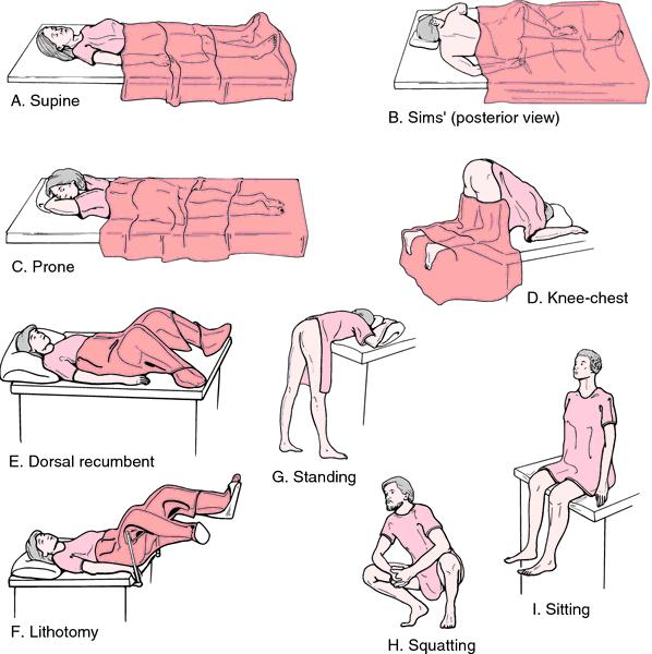 favorite sleeping positions