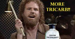 sodium tricarbonate tricarb