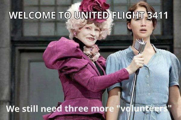 United 3 volunteers