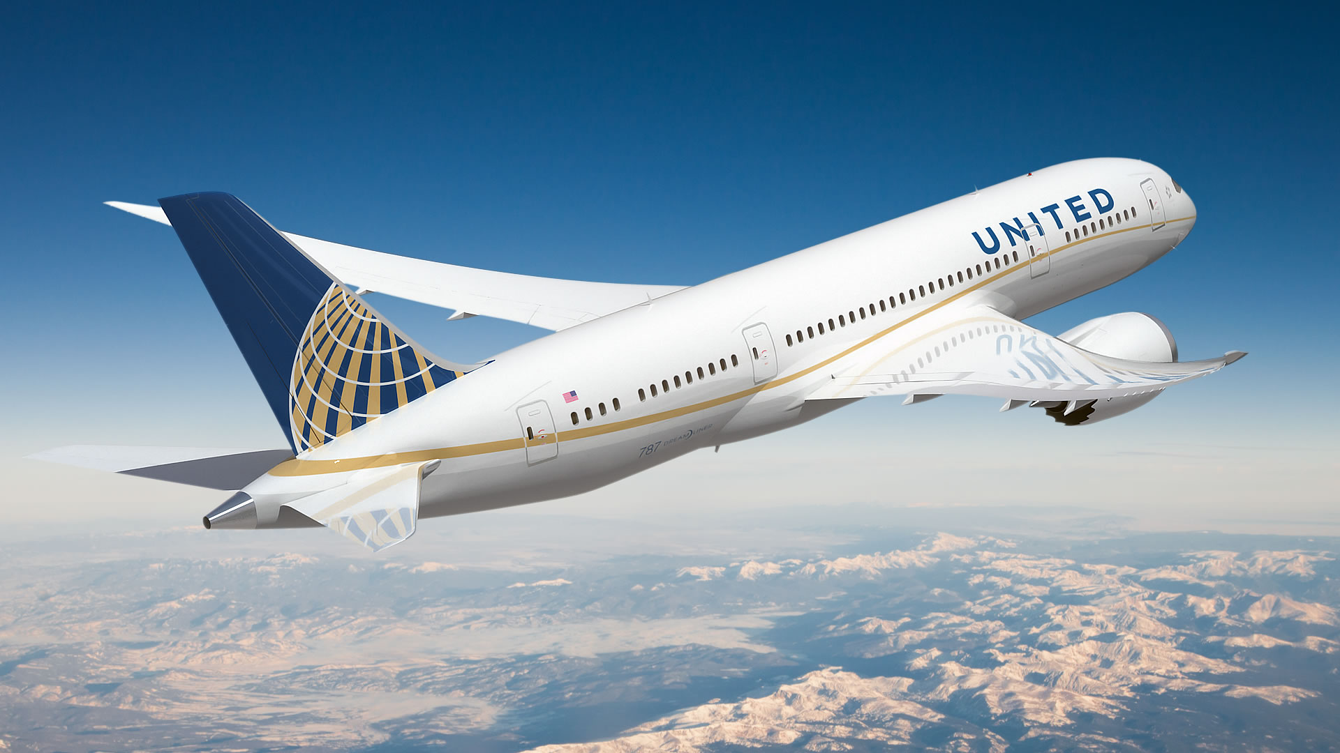 Image result for united airlines planes
