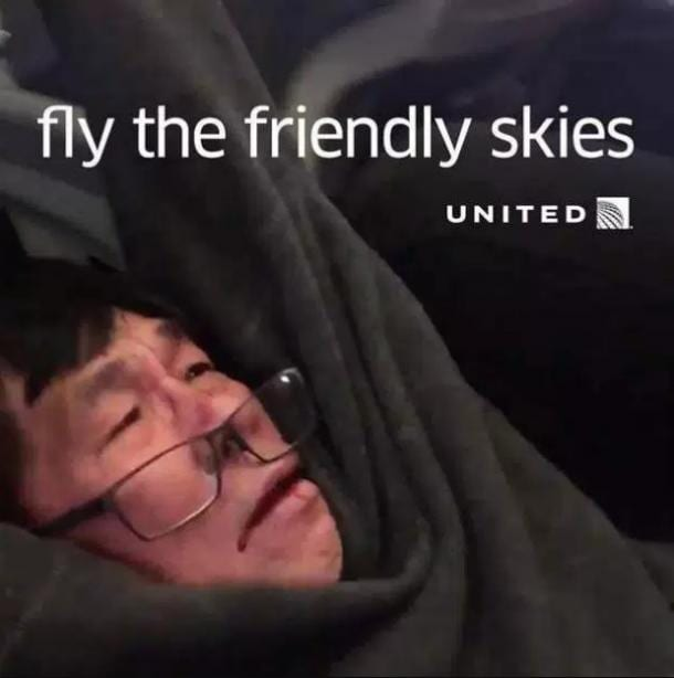 United Friendly Skies