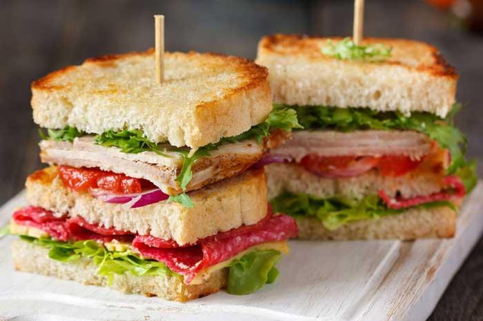turkey sandwich haldol diets