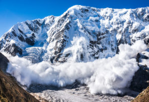 avalanche past medical history chief complaint