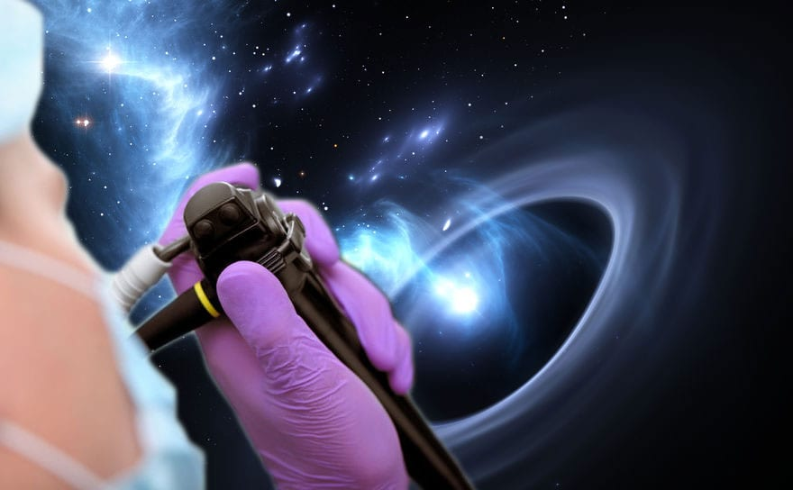 Dreaming Big: GI Doc Hopes to Reach Outer Space & Scope a ...