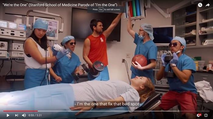 Stanford Nurse Anesthesia Program