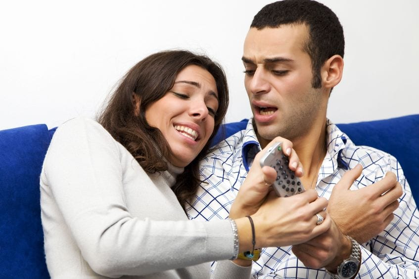 Girlfriend Loses It Over Watching Medical TV Show With RT Boyfriend