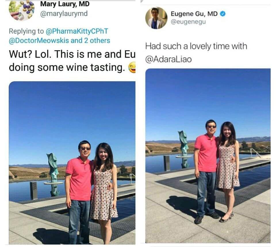 Meet Dr. Eugene Gu and His Girlfriend Eugene Gu?