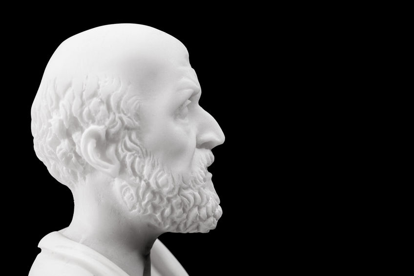 Hippocrates Plato