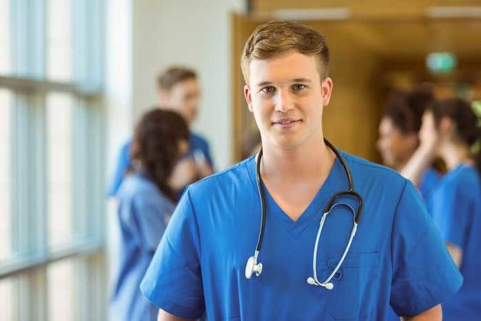 Med Student's Enthusiasm a Little Too Infectious, Placed in Isolation