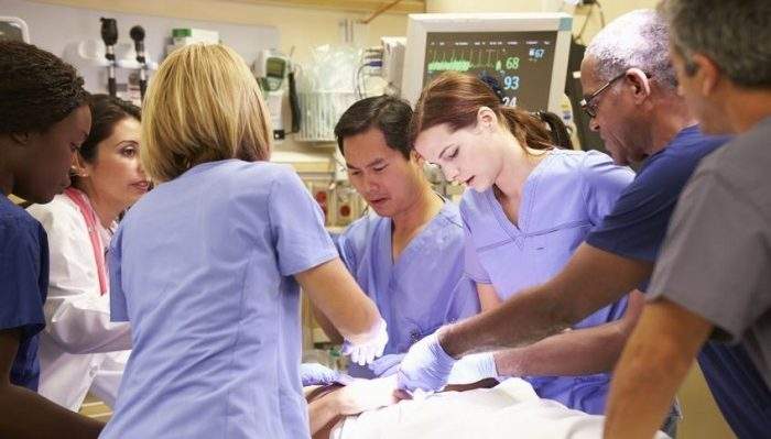 ED Study Reveals Spectacular Patient Selfishness