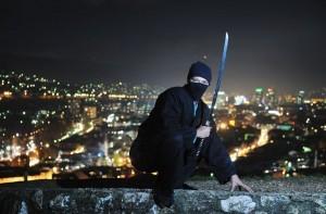 ninja in er