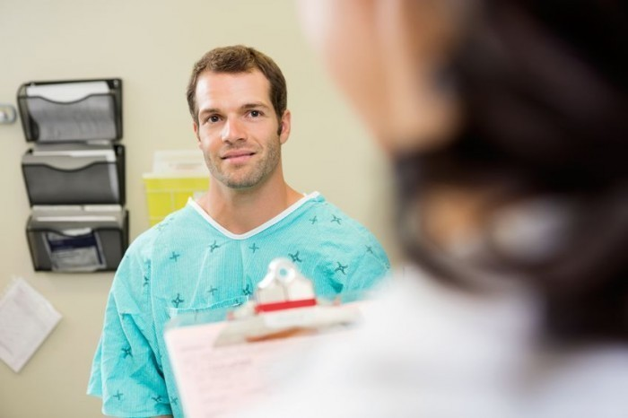 Primary Care Physician Shocked to Hear Young Male Not Presenting for Penis Problem