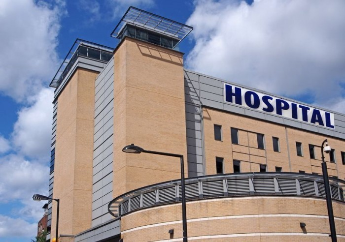 """Hospital renamed """"Our Lady of Perpetual Shortage"""""""