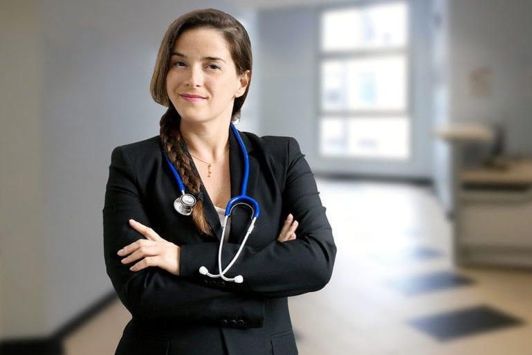 Amazing! VA Patient Immediately Recognizes Woman in White Coat as His Doctor