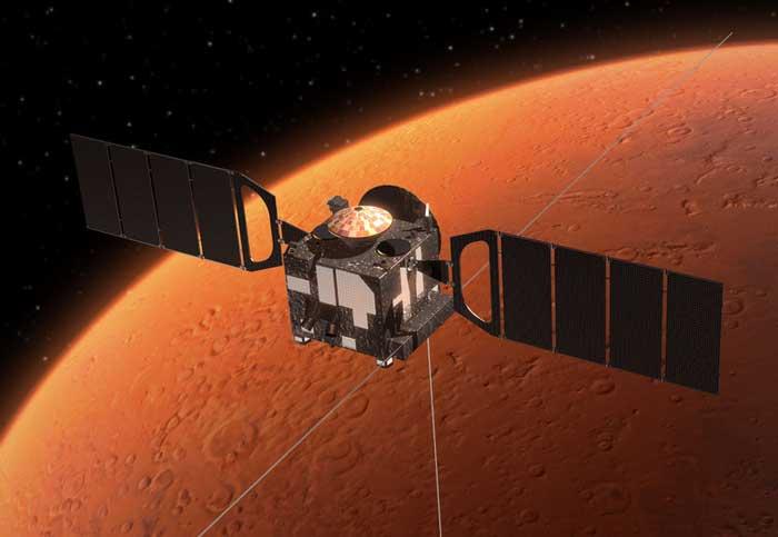 MRSA colonizes Mars