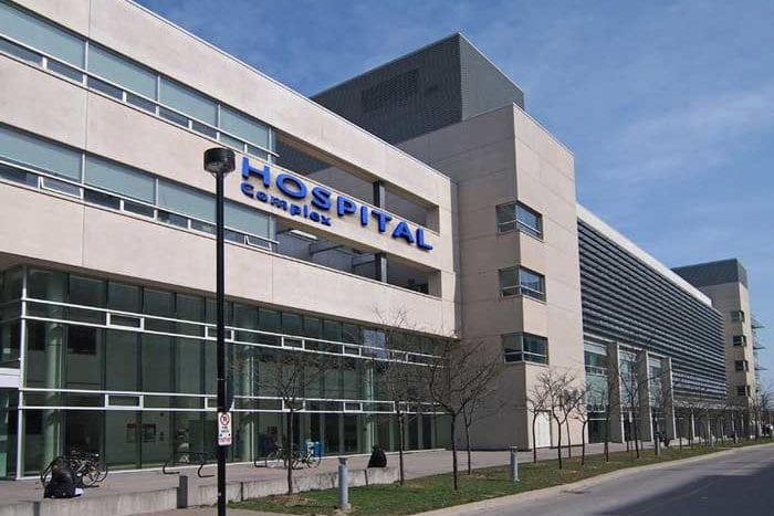 Area hospital announces plans to no longer provide complimentary room air