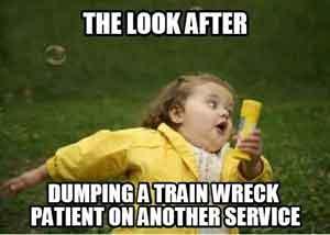 nursing dump service