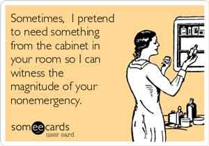 Nurse emergency