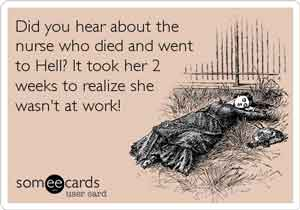 Nurses in hell