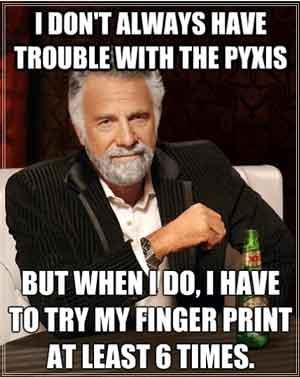 Nursing-pyxis