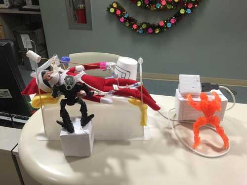 Collection Of Hospital Holiday Decoration Pics Gomerblog