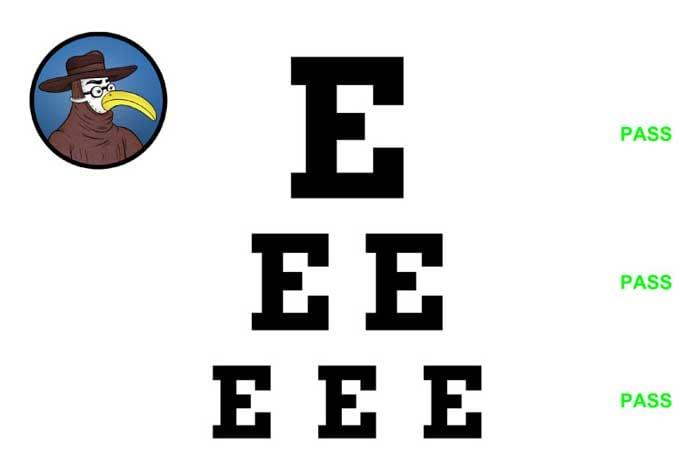 Physical Exam Tips The Eye Gomerblog