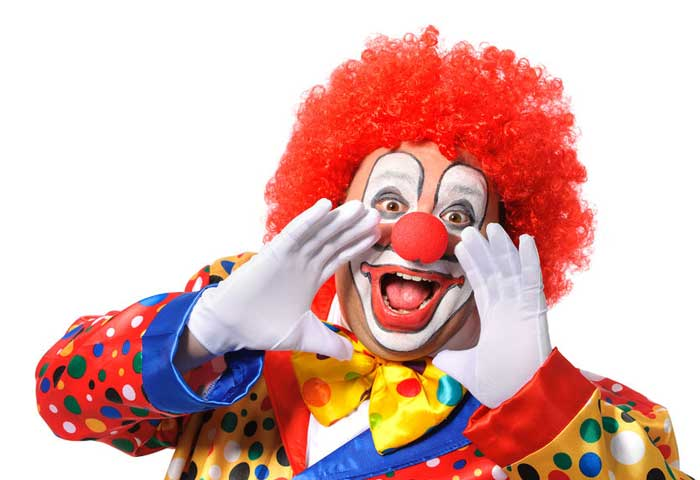 Hospital hires clowns to improve door to balloon times