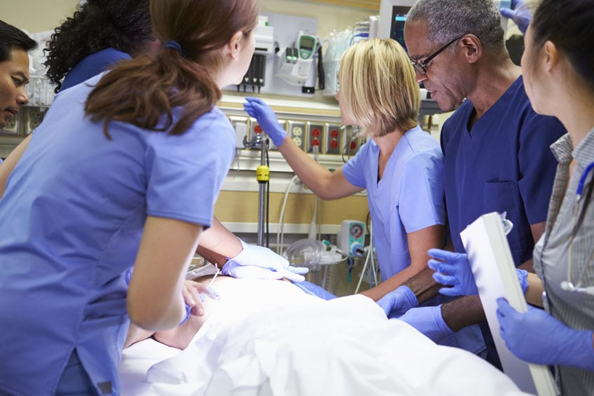 Patient Formally Diagnosed as Acute on Chronic Hot Mess