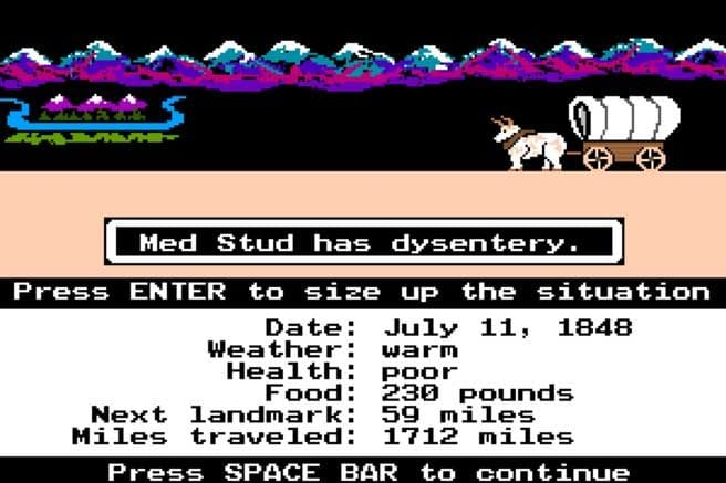 Medical Student Dies of Dysentery on Interview Trail   GomerBlog