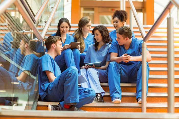 Med Students Revolt! No One Notices