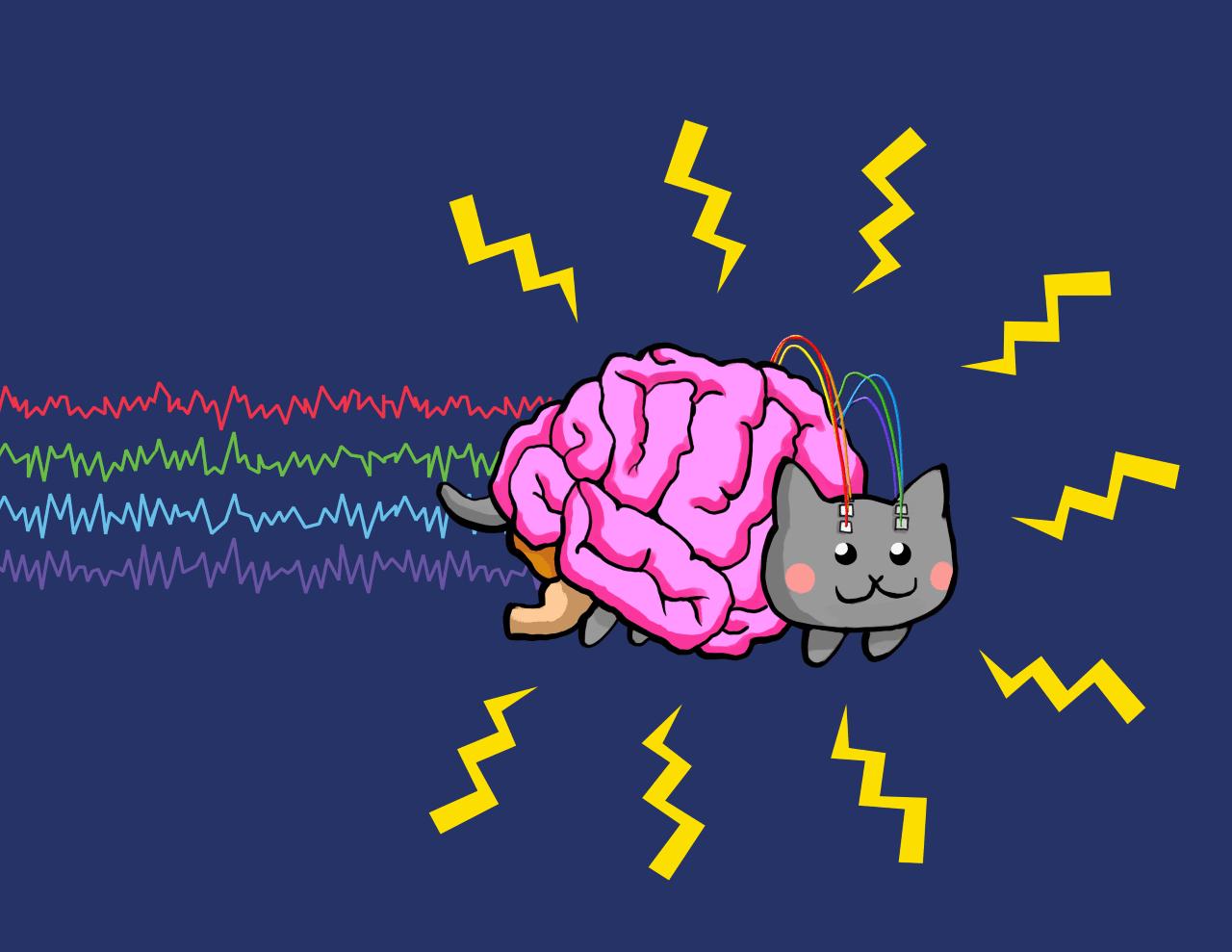FDA approves seizure cat to yawn, trot away during seizures | GomerBlog